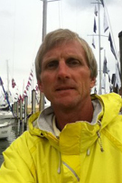 Scott Steele of Ullman Sails Annapolis