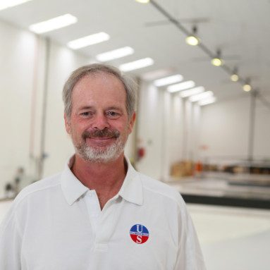Bruce Hollis of Ullman Sails Sydney