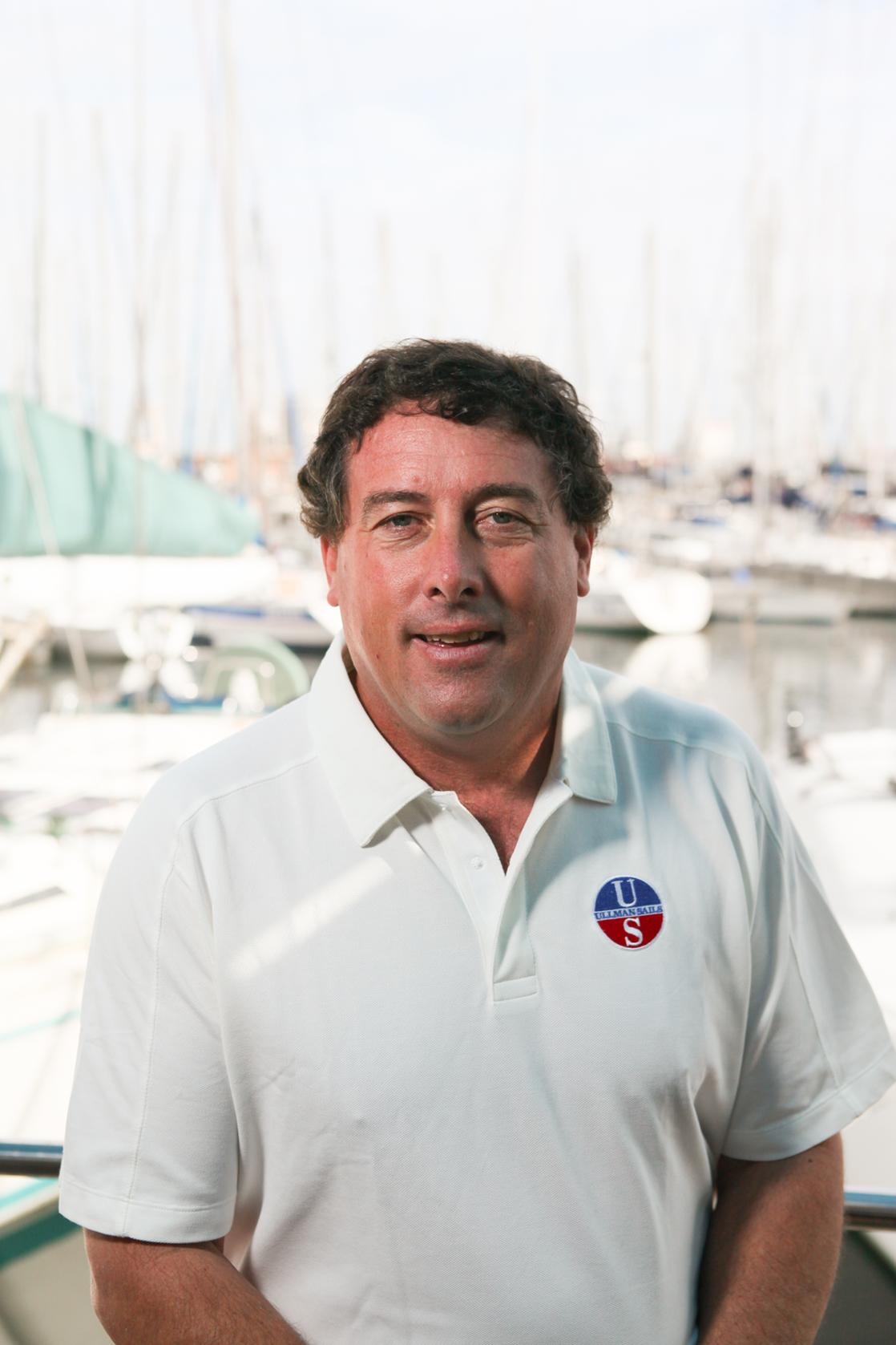 Chuck Skewes of Ullman Sails San Diego
