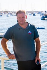 Dale Mitchell of Ullman Sails Whitsunday