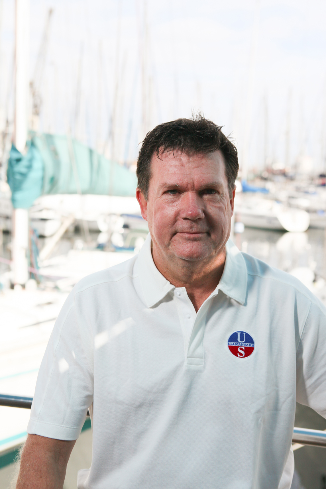 Greg Koski of Ullman Sails Cleveland