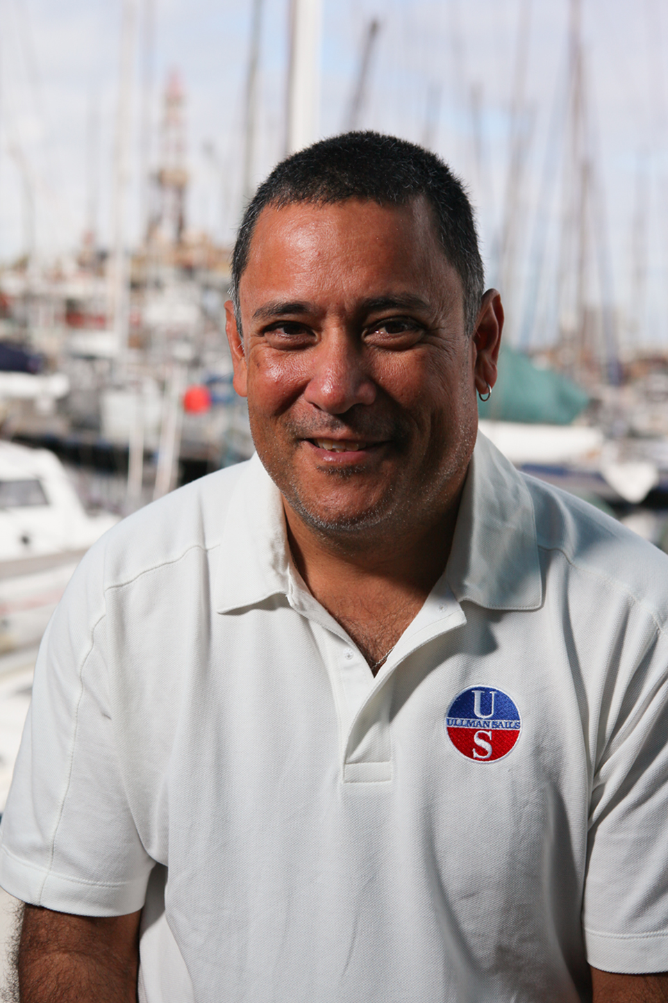 Mark Loe of Ullman Sails Trinidad