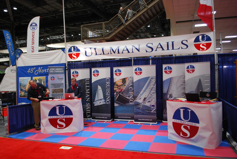 Boat Shows Around The World 2018 - Ullman Sails