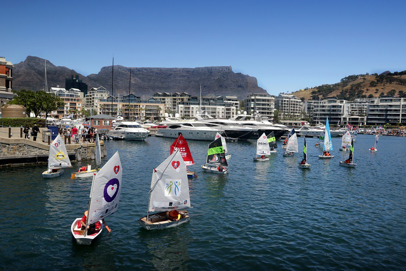 optimist-race-cape-town
