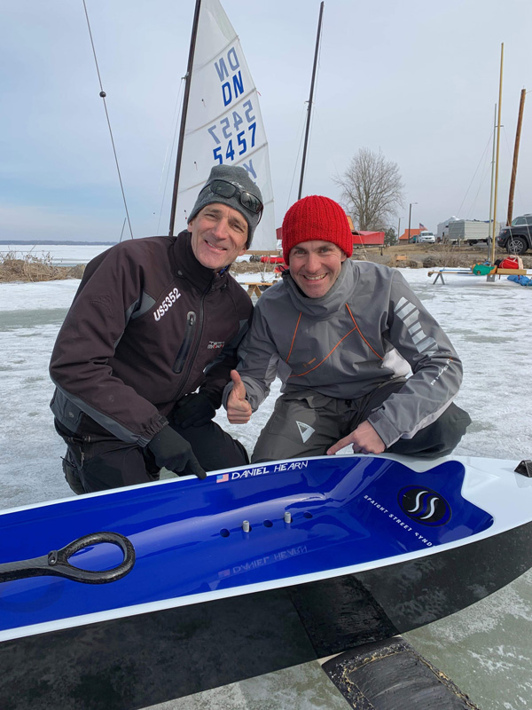 iceboat-world-champion